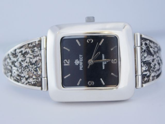 Silver watch for women - 925