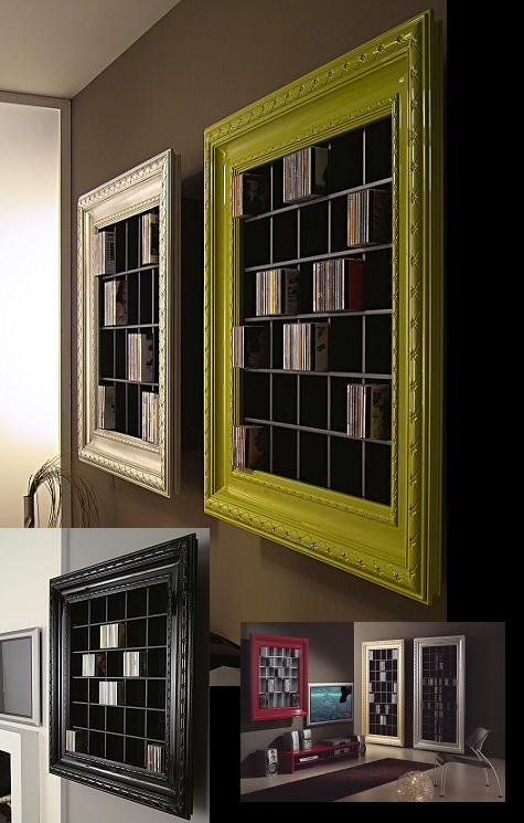 17 best ideas about rangement cd on pinterest stockage de dvd tag res de rangement de dvd. Black Bedroom Furniture Sets. Home Design Ideas