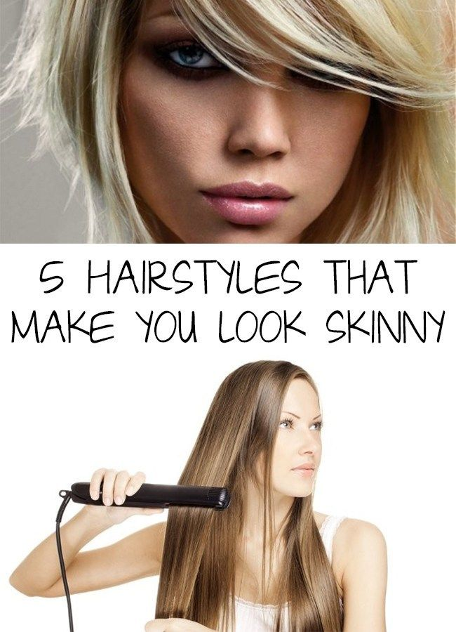 5 Hairstyles That Make You Look Skinny – Do it Sensible | Do it Sensible