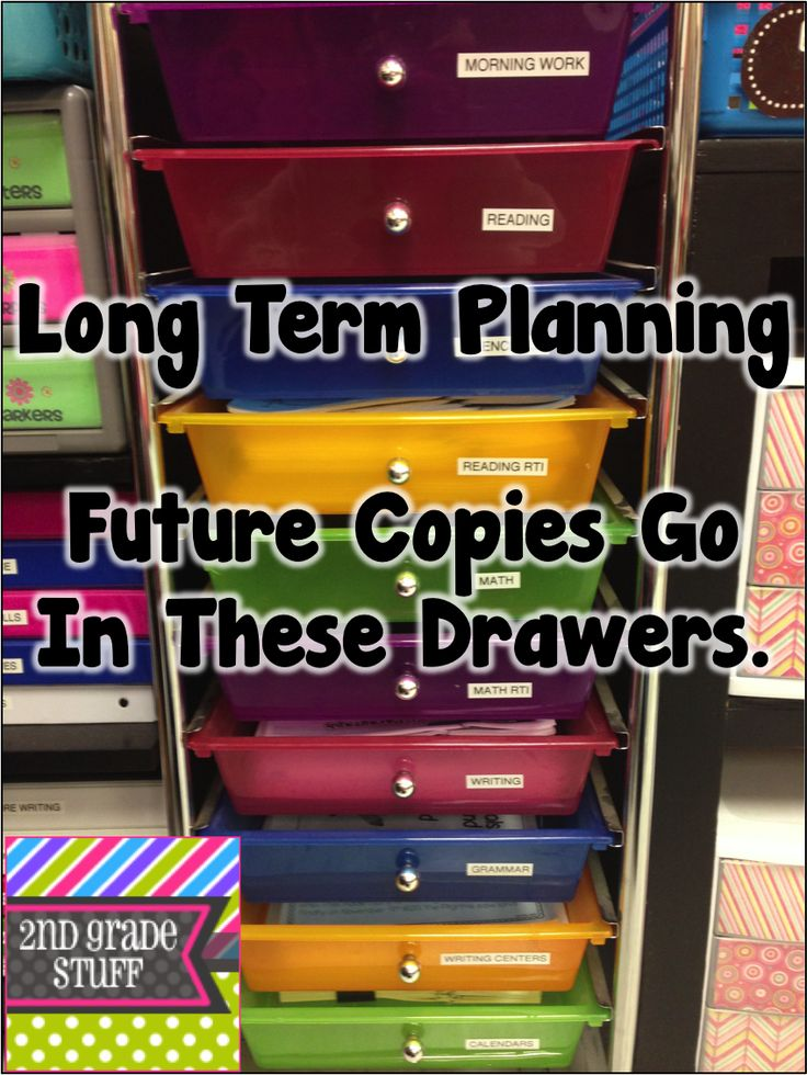 Avoid Stacks of Papers - ORGANIZE!