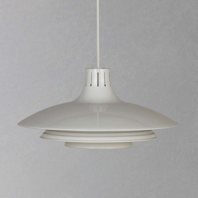Oslo Metallic Pendant Light Shade Easy Fit