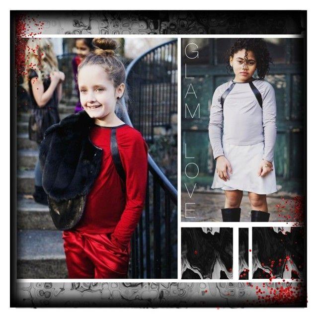 """#isossylovesglam"" by isossy on Polyvore featuring chic, isossychildren, stillsporty, childwear and isossylovesglam"
