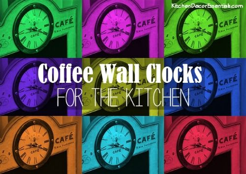 1000+ Ideas About Coffee Theme Kitchen On Pinterest