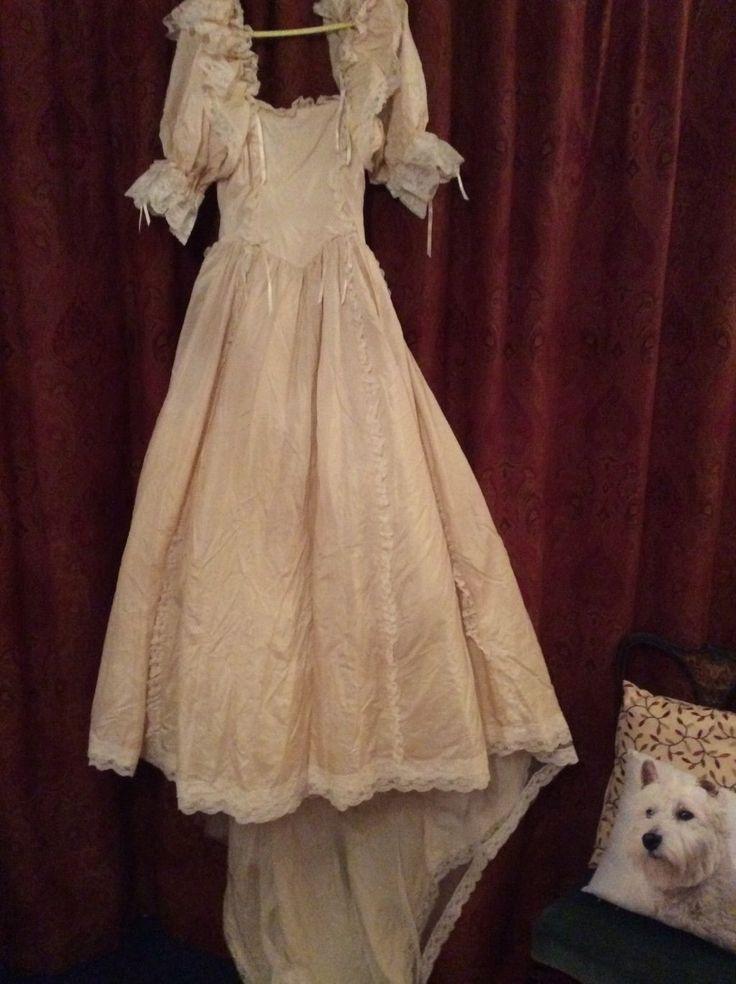 Diana style wedding dress   eBay