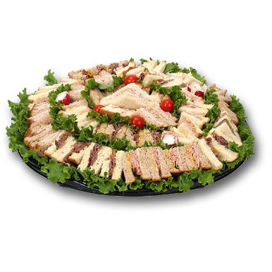 Party Food Sainsbury S Party Platters