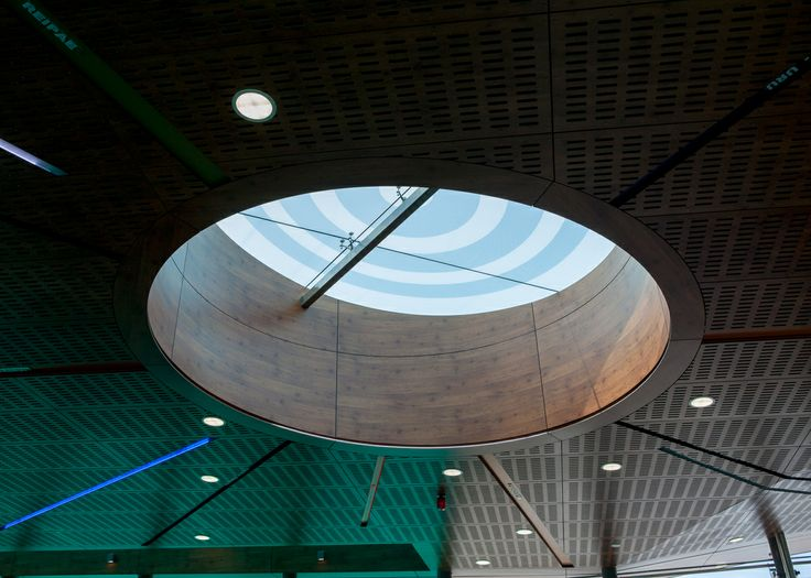 Inside the new Panmure rail station - an Opus Architecture designed project