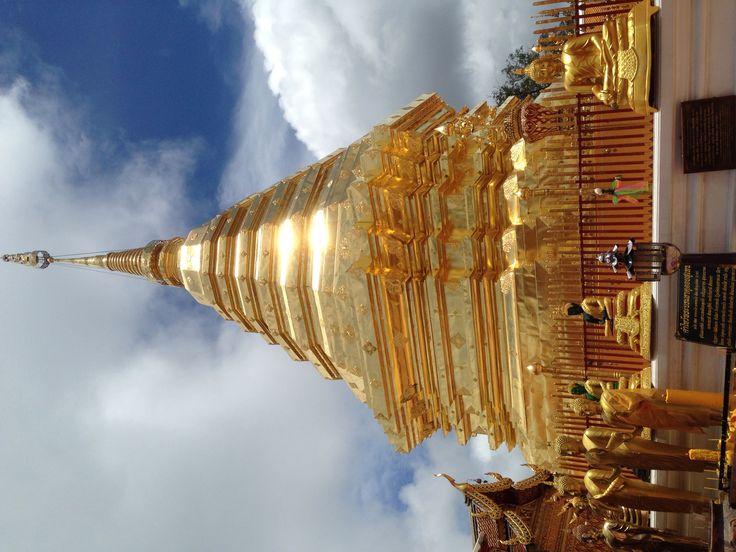 Doi Suthep Chaingmai, Thailand