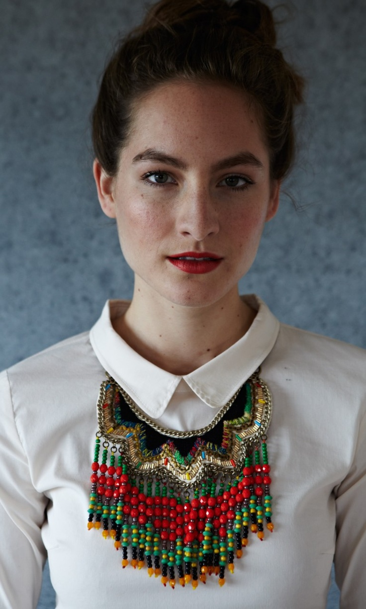 akita necklace - plümo ltd