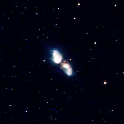 Silkworm Nebula : IRAS 17441-2411 Image : NASA Sun Kwok and Kate Su (University of Calgary) and Bruce Hrivnak (Valparaiso University)