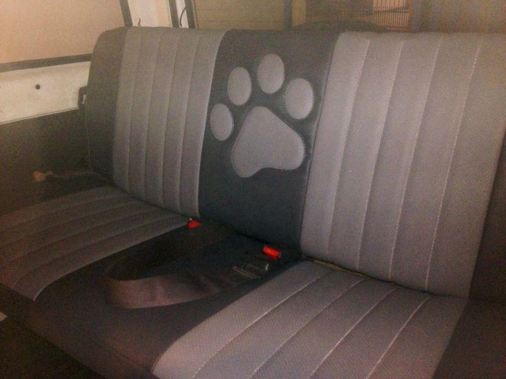 Asiento para auto tipo jeep personalizado
