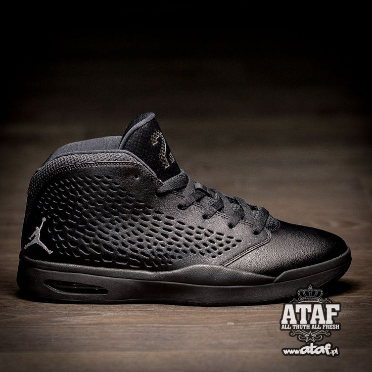 Mens Air Jordan Flight Team White Black shoes