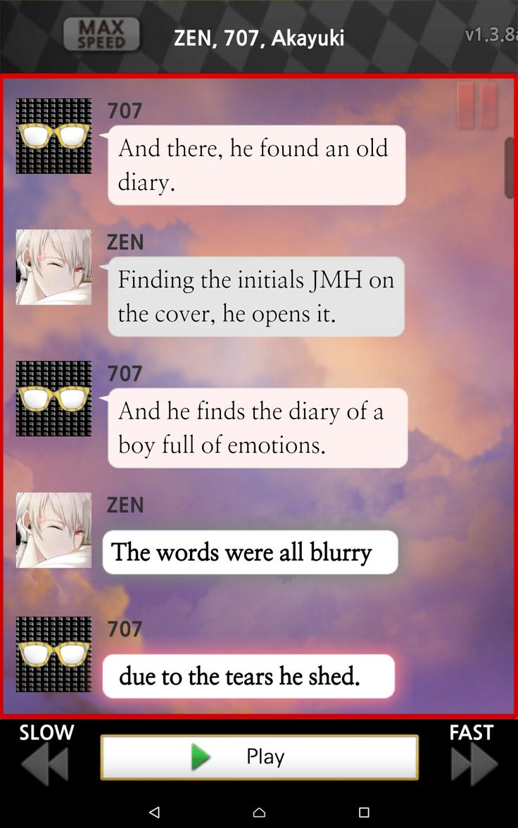 Zen and Seven against Jumin part 2