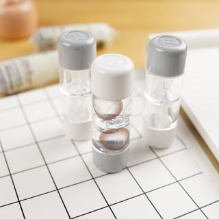 Cute Essentials - Transparent Contact Lens Case