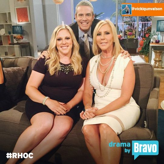 'Real Housewives Of Orange County' Season 11: Tamra Judge, Vicki Gunvalson Friends Again; Famous Taglines Are Back - http://www.movienewsguide.com/real-housewives-orange-county-season-11-tamra-judge-vicki-gunvalson-friends-famous-taglines-back/230467