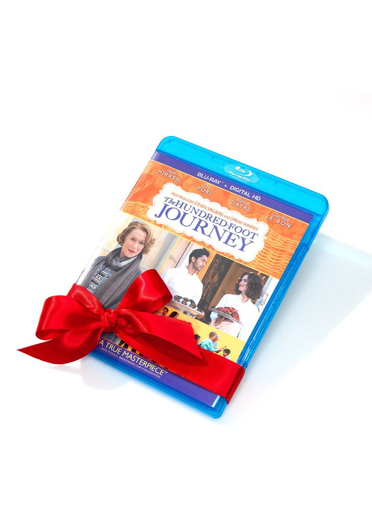 """""""I co-produced The Hundred-Foot Journey, so I might be biased, but I love this cross-cultural film about two rival restaurants (one Indian, one French) located across the street from each other in the French countryside."""" — Oprah    Double-click to see the other 72 picks for Oprah's Favorite Things 2014!"""