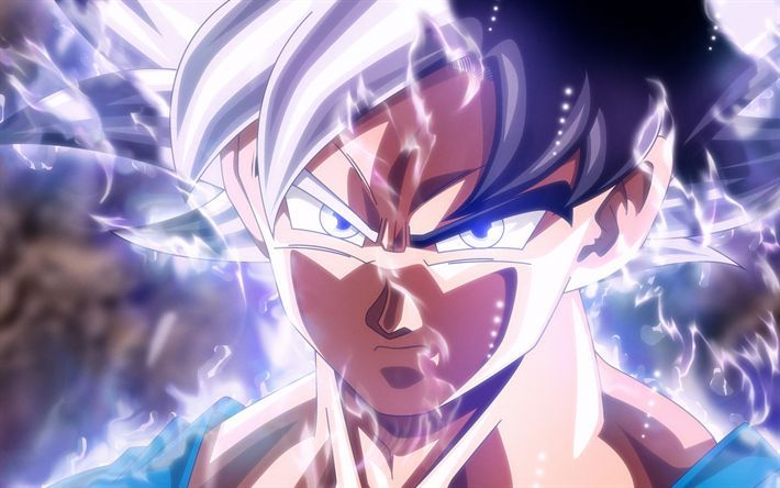 Download Wallpapers Ultra Instinct Goku 4k Art Dbs Close Up Dragon Ball Migatte No Gokui Goku Wallpaper Dragon Ball Artwork Dragon Ball Super Wallpapers