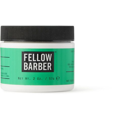 Lightweight and water-soluble, Fellow Barber's 'Texture Paste' is designed to tame loose strands without creating the feeling of product in your hair. It has a medium hold and matte finish, making it a great product to tidy up your moustache or beard, too.