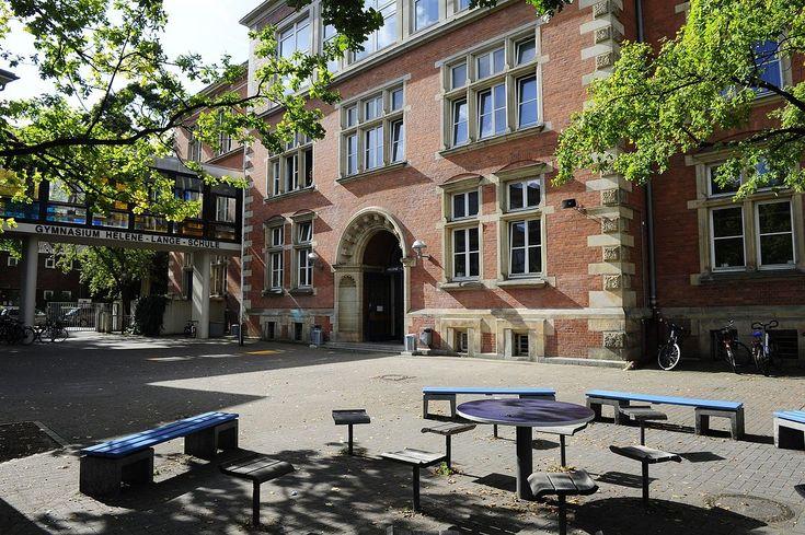 HANNOVER Helene-Lange-Schule-Gymnasium - Helene-Lange-Schule (Hannover) – Wikipedia