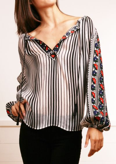 JEAN PAUL GAULTIER BLOUSE