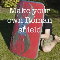 Need some ancient Roman ideas for kids? Have a look at some of our free fun, educational crafts and activities for kids.