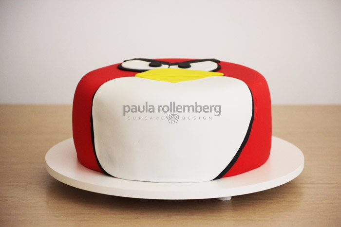 Bolo Angry Bird: Bolo Angry, It Was Decorado, Decorated Cakes