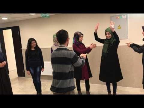 ısınma oyunları ve grup etkinlikleri - Ha - Hi - Ho - YouTube