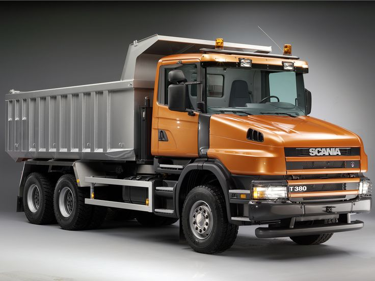 Scania T380