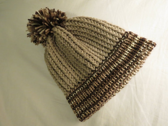 Gorro de lana para mujer Tejido a mano por Xochiketsali en Etsy, $250,00