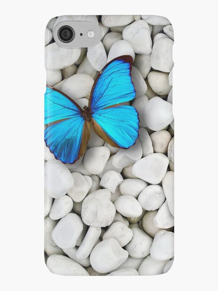 Blue butterfly by stylebygat
