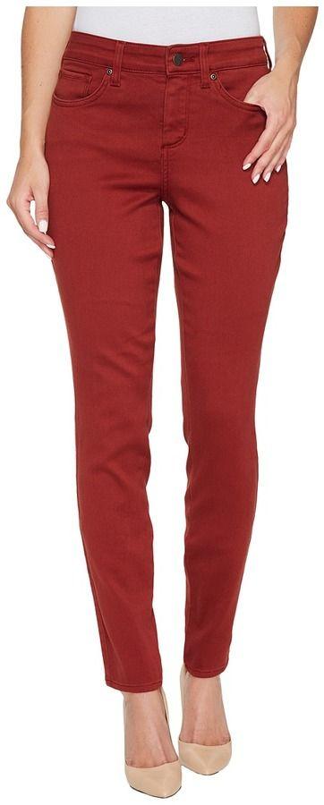 NYDJ Ami Skinny Legging Jeans in Super Sculpting Denim in Spice Women's Jeans
