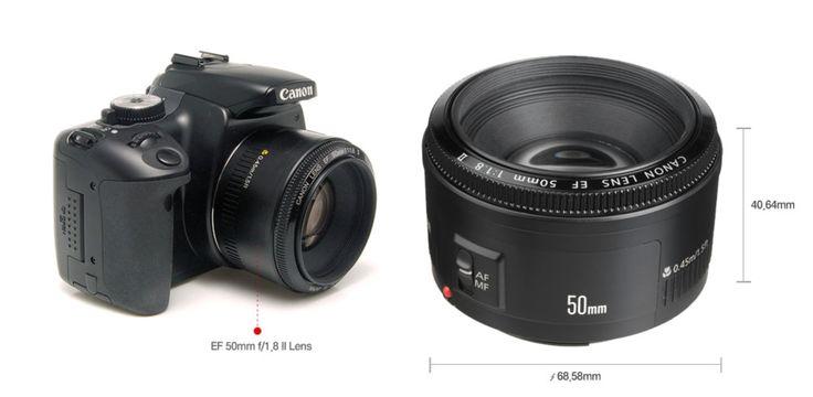 5 redenen om een 50 mm lens te kopen