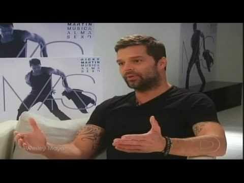 Entrevista com Rick Martin • (Fantastico) - YouTube