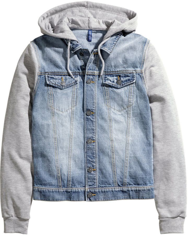 25 best Chaquetas jeans images on Pinterest | Denim jackets, Men's ...