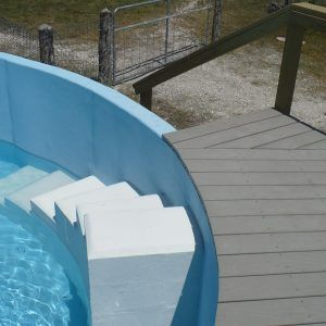 15 best cheap pools images on pinterest stock tank pool for Swimming pool conversion ideas