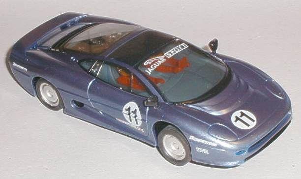 Scalextric car C290 Jaguar XJ220 for sale