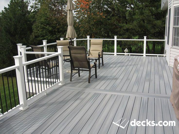 Best 25 Gray deck ideas on Pinterest