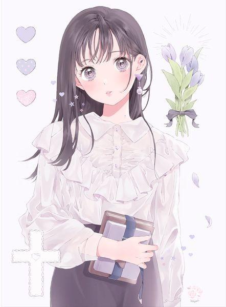 Resultado de imagem para kawaii anime girl