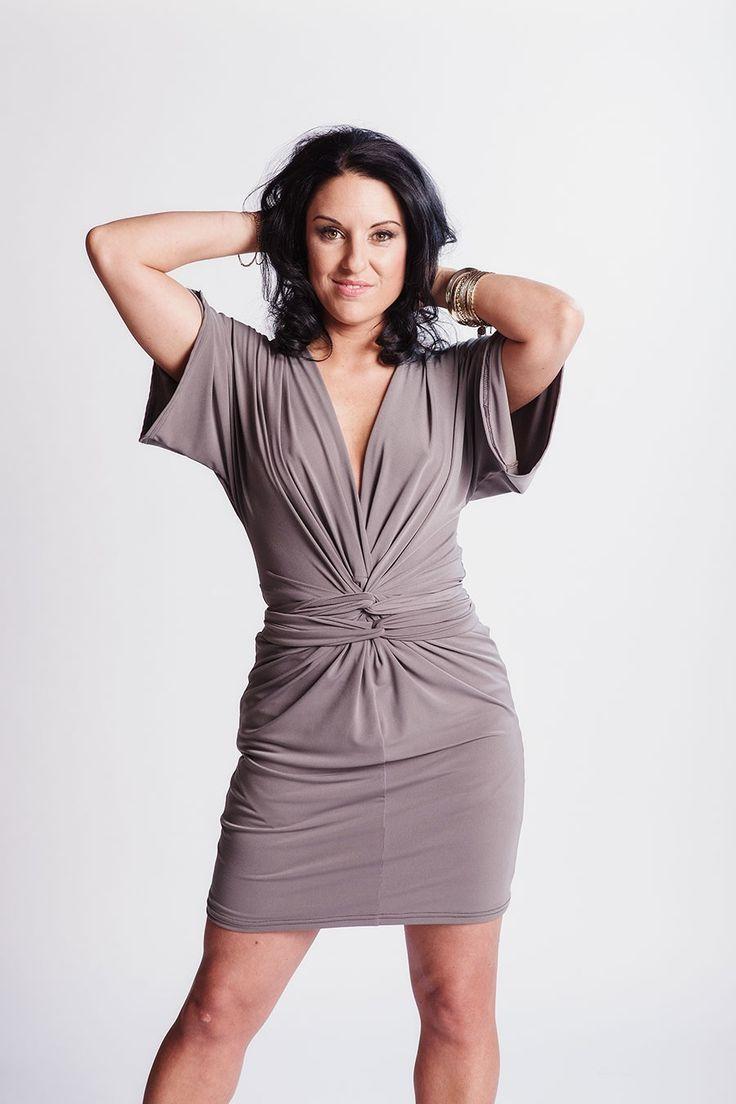 JILLIAN dress by Judy Design