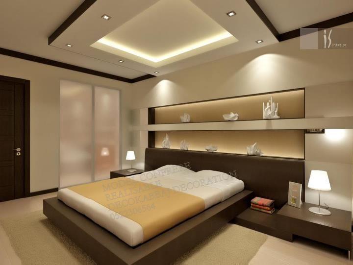 j'aime les couleurs et le faux plafond