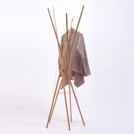 Coat Hanger by Naruse Inokuma Architects