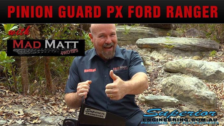 MadMatt 4WD Reviews the Superior Diff & Pinion Guard To Suit The Ford Ranger. When you go wheeling, the underside of your four wheel drive will cop an absolute hammering, in particular the rear differential.  So Superior Engineering manufactures a 100% bolt-on differential and pinion guard to suit the PX Ford Ranger.  Mad Matt 4WD runs through all the features and highlights for this heavy duty under vehicle protection system.  If you would like to find out more about under vehicle…