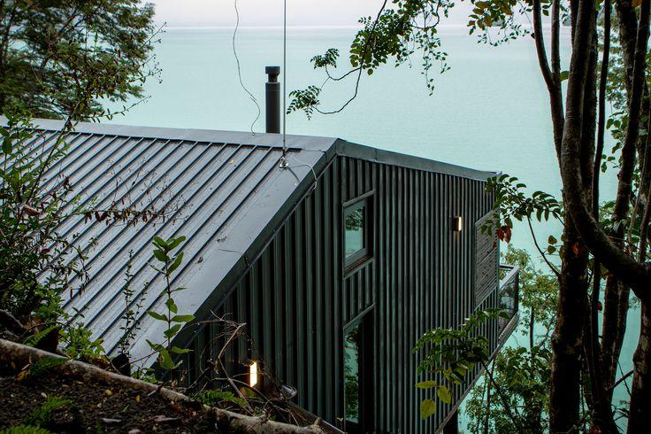 Gallery - House on Todos Los Santos Lake / Apio Arquitectos - 10