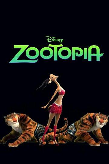 Zootopia (Sigue mis demas tableros ->Patricia Humpire<-