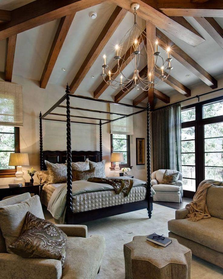 30+ Mediterranean Bedroom Decor Ideas