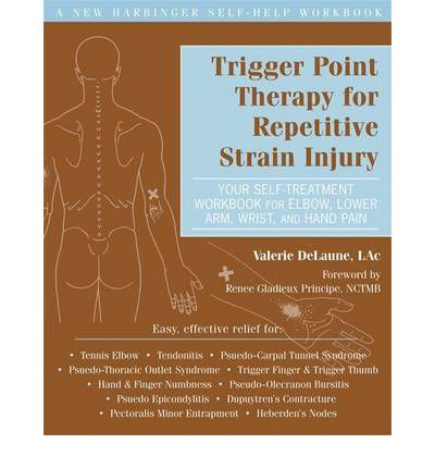 Trigger Point Therapy for Repetitive Strain Injury ** Great book!  I checked out at the library.