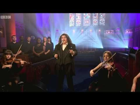 """Jonathan performing 'The Holy City' for the 1st time on BBC One """"Songs Of Praise"""" Powerful, emotive and moving! https://www.facebook.com/JonathanStavvyAntoin..."""
