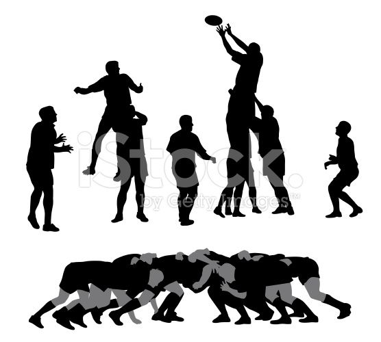 Rugby Silhouette Google Search Rugby Pinterest