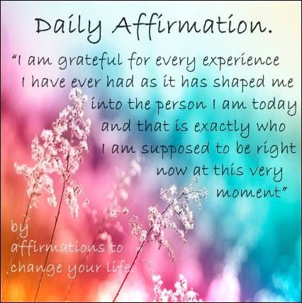 Louise Hay #affirmation