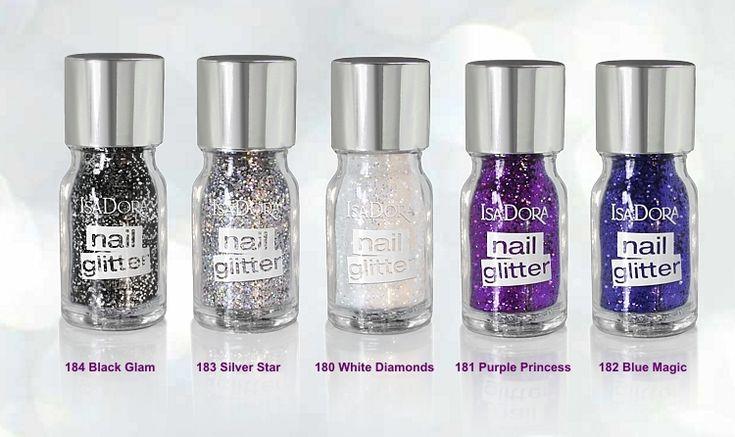 ISADORA Nail Glitter Kollektion und Nagellacke http://www.beangel-beautyblog.de/nail-glitter/