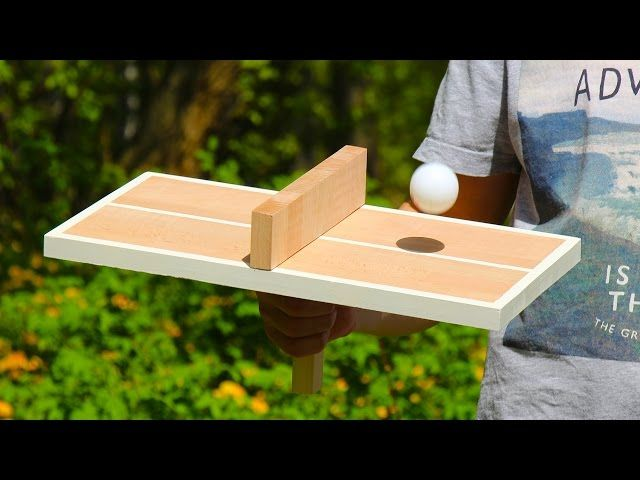 Ping Pong for One - The Awesomer